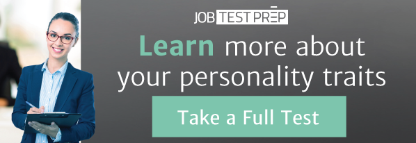 JobTestPrep personality test