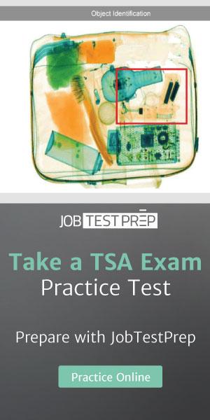 TSA exam practice test